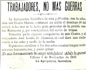 00_ContraLaGuerraAgrupacionSocialistaVillena1907