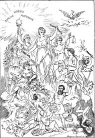 00_Fiesta del 1º de mayo_en Le Figaro-Graphic 1 mayo 1892