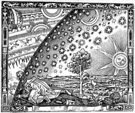 00_Flammarion_Un misionero medieval cuenta que ha encontrado el punto donde los cielos y la Tierra se encuentran ...