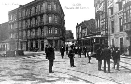 00_Plaza del Carmen Gijón