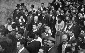 018_Primer aniversario del fusilamiento de Francisco Ferrer y Guardia en Barcelona