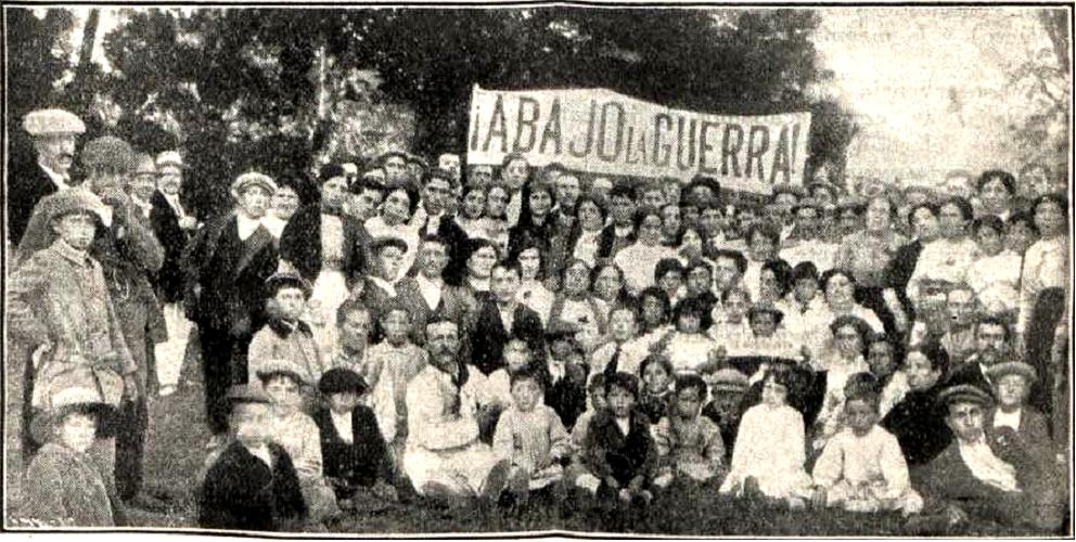 ABAJO LA GUERRA