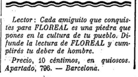 Anuncio Floreal_1930