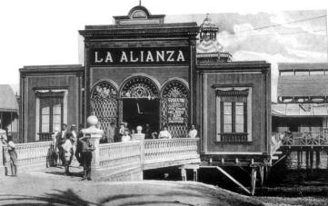 Balneario La Alianza_Entrada