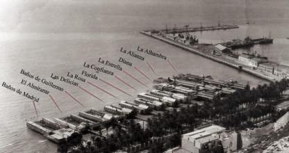 Balnearios de Alicante_1917
