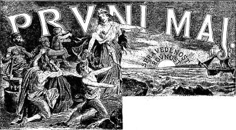 Cabecera 1º de mayo_Bohemia_Praga__en Le Figaro-Graphic 1 mayo 1892