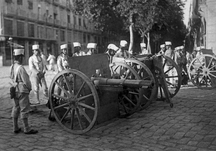 calle colon huelga general a+¦o 1911 Valencia