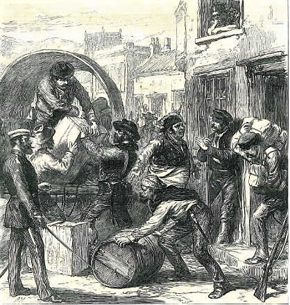 Cantonalistas en Torrevieja_04-10-1873