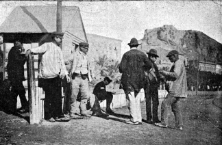 casilla carabineros Alicante_1900