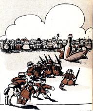 Choques Huelguistas Ejército__L'Assiette au beurre 1910-05-07_A Hellé_01