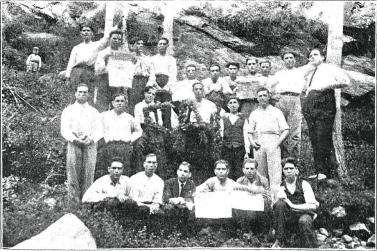 Emblema de Flores_FAI_grupo Iris de Granada_1933