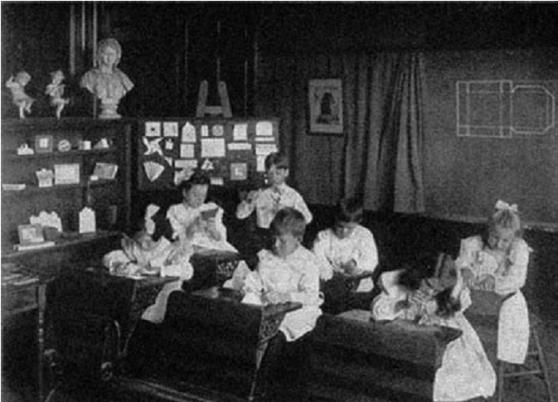 Escuela racionalista-método Froebel-finales del siglo xIx