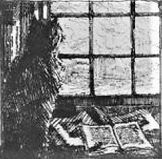gato ilustrado_exlibris_Laboureur 1906