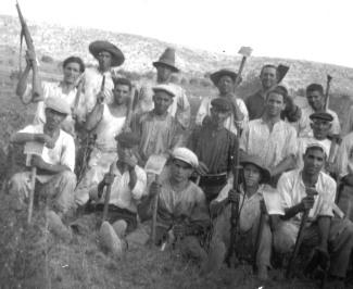 grupo de Colectivistas_La Nucia_1938
