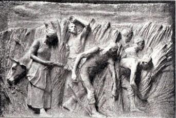 Homenaje al Trabajo_Menuier_Floréal___l'hebdomadaire_illustré_du_Travail 1920_Campesinos