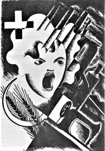 Ilustracion Mujer y revolucion_Ruta-num-9-12-12-1936-Portada