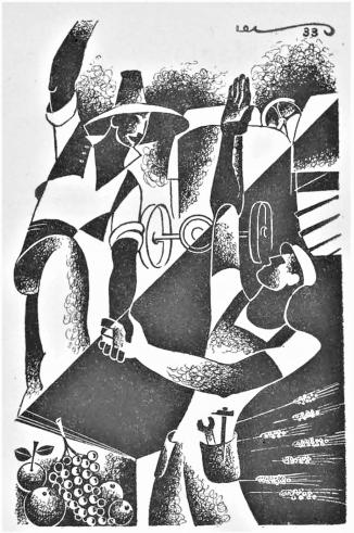Ilustracion_Campo y Ciudad_Almanaque TyL 1933