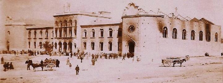 incendio de Escuelas salesianas Alicante_mayo 1931_