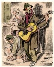 Le Pain Quotidiane_Ilustraciones_Henri Poulaille_1944_01