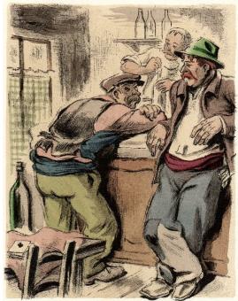 Le Pain Quotidiane_Ilustraciones_Henri Poulaille_1944_02