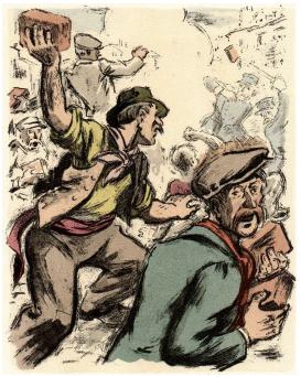 Le Pain Quotidiane_Ilustraciones_Henri Poulaille_1944_03