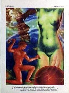Lentamente, pero con esfuerzo constante, el pueblo español va creando una humanidad nueva_monleon_Revista estudios_Febrero 1937_IISH