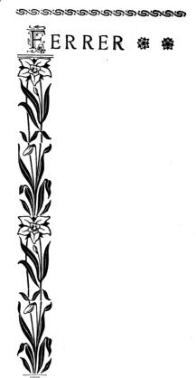 Membrete floral_Ferrer Guardia