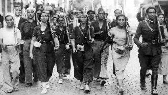 miliciana revolucion española_10
