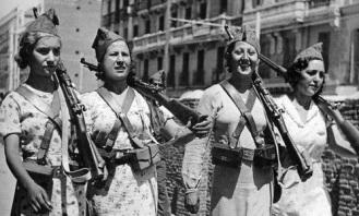 miliciana revolucion española_15