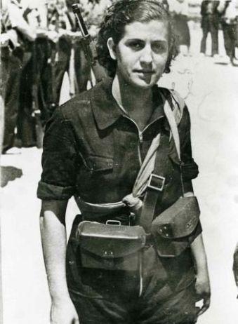 miliciana revolucion española_3