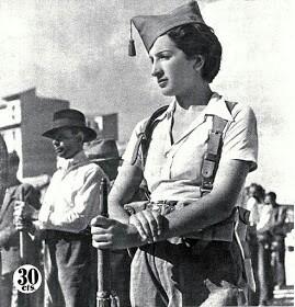 miliciana revolucion española_9
