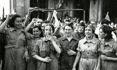 miliciana revolucion española_cnt-1936-1