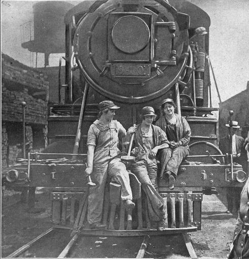mujeres ferroviarias_usa 1918