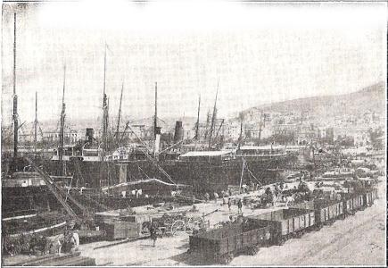 Puerto de Alicante_ppios sXX