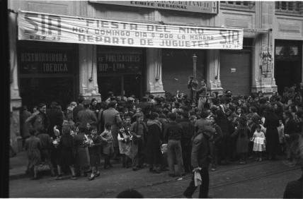 Reparto Juguetes SIA_Valencia enero 1938