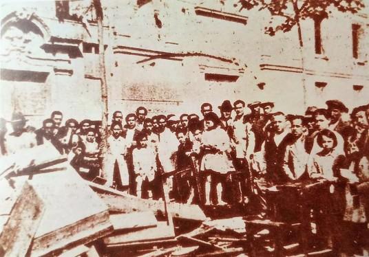 sucesos_incendio Convento de Capuchinas de Alicante_11-05-1931