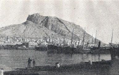 Vista de Alicante_Residencia de Invierno 1899