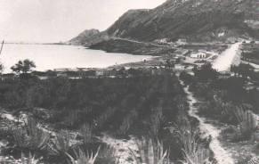Vista de La Albufereta_Alicante