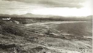 vista de La Playa de San Juan_decada 1930