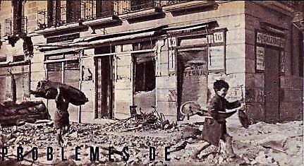 vista de retaguardia_niños tras el bombardeo