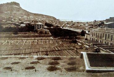 Vista parcial de Alicante desde el cerro Los Ángeles