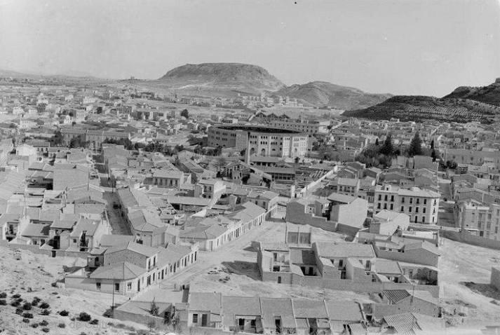 vista parcial_Alicante 1931