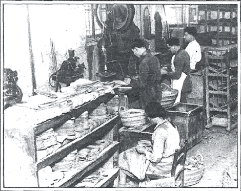 zapatertos de fábrica