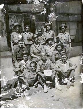 grupo militares de La Nucia_exmilicianos de la columna Durruti_Madrid 1937 (2)