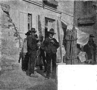 grupo obreros Denia 1900