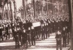 00_Traslados de los presuntos restos mortales del Negre Lloma desde Alicante hasta El Escorial en 1939