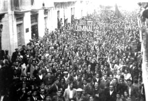 00_ManifestaciónElda_PorAmnistia_calleAntonioMaura_Elda1935 [ArxiuEMIDESA]