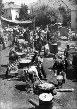 vista Frente_MIlicianos alicantinos Buitrago_12 de septiembre 1936_Batallon leones rojos de alicante