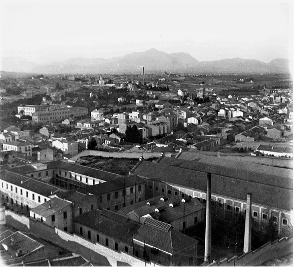 Vista Las Carolinas-Bajas-ppios siglo XX_Archivo Municipal de Alicante