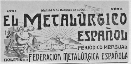prensa metal